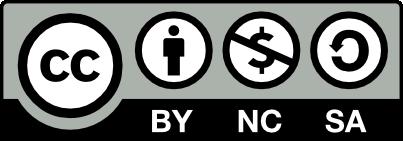 Creative Commons License BY NC SA